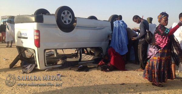 Accident sur la route de l'Espoir : 1mort et 20 blessés