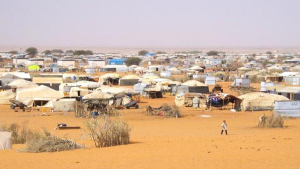 Mauritanie: «ce qui frappe dans le camp, c'est le désespoir des réfugiés»