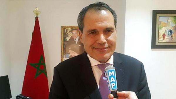 Porte-parole du gouvernement : l'ambassadeur marocain a été officiellement accrédité