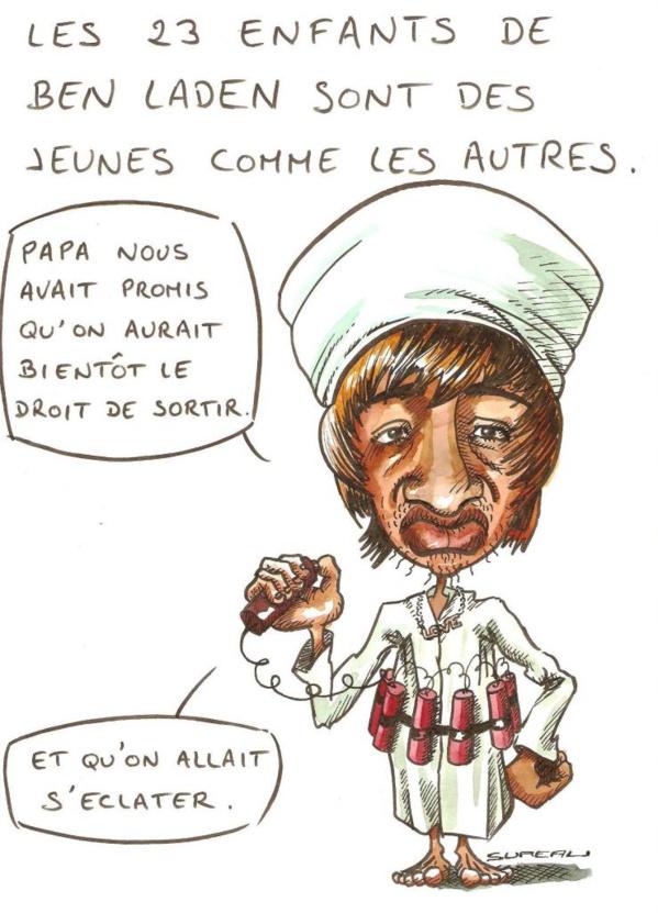 """La gendarmerie nationale arrête le """" Ben Laden """" mauritanien près de Zouérate"""