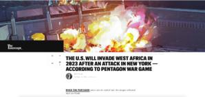Voilà que les USA imaginent une attaque en Mauritanie pour s'installer en Afrique de l'Ouest