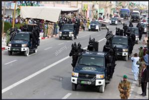 Sécurité : Dix-sept élèves-gendarmes risquent l'exclusion à la fin de leur formation
