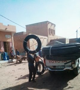 travailleurs maliens