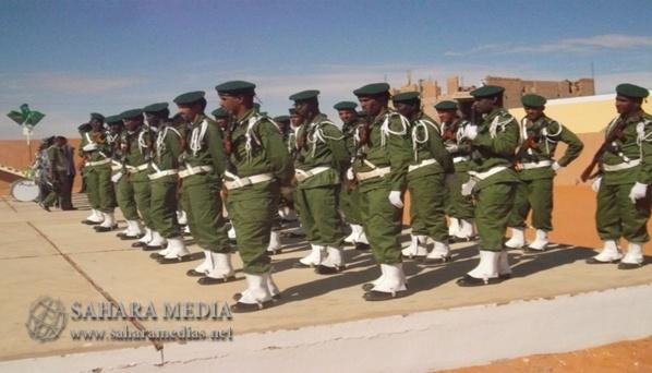 Le ministre de la défense nationale supervise, à Rosso, la sortie de la 47e promotion d'élèves gendarmes