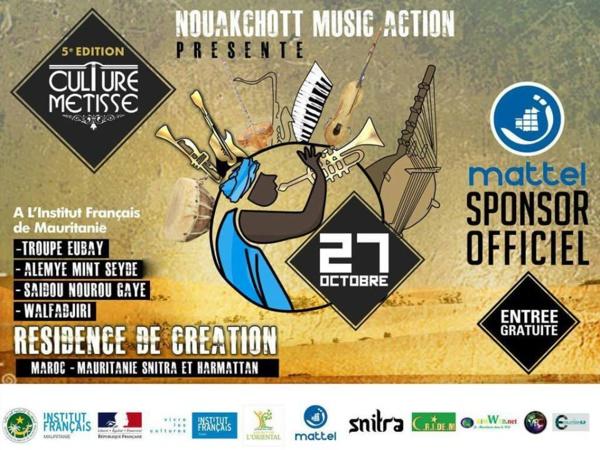 Bilan positif de la 5éme édition du Festival Culture Métisse