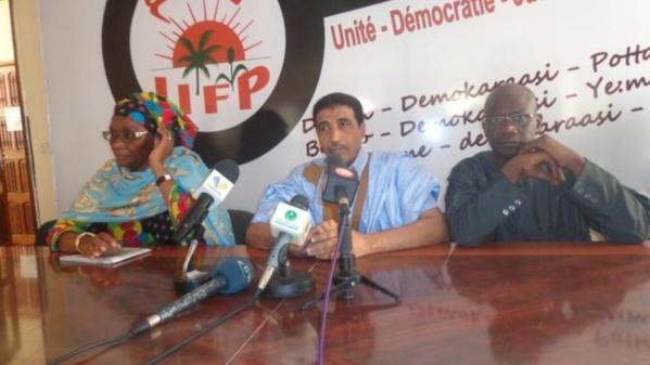 L'UFP à la tête du FNDU