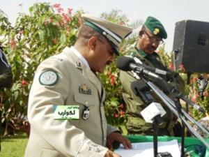 Mauritanie: Les forces sécuritaires sont devenues une institution moderne, dixit le Colonel Dey Yezid