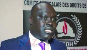 Le Premier ministre reçoit le président du comité sénégalais des Droits de l'Homme