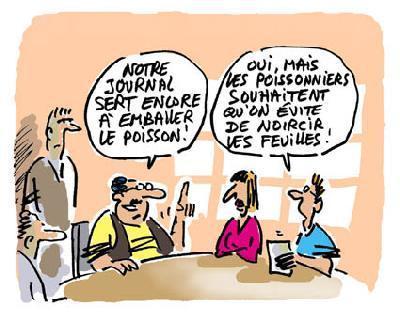 Trois questions à Sy Mamoudou, président du Comité de suivi de la presse