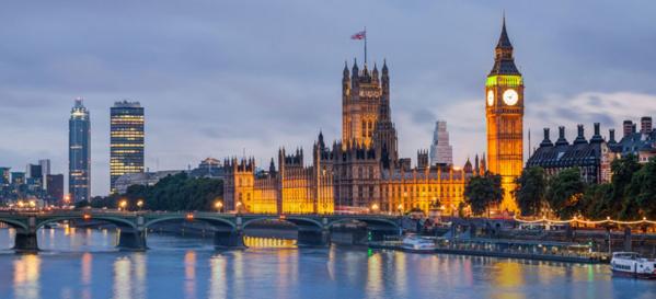 Le ministre du Pétrole se rend au en Grande Bretagne