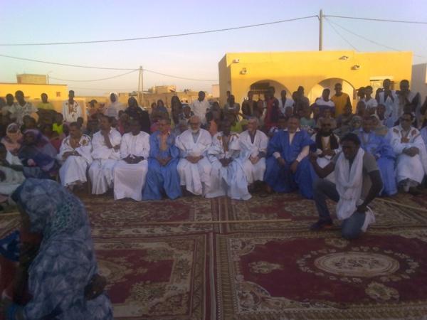 Organisation d'une soirée culturelle à Dar-Naïm