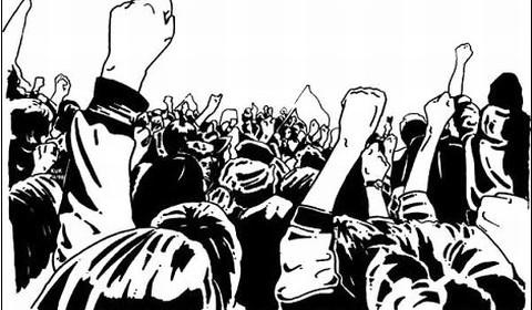 AJD/MR : Protestation