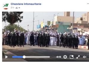 Mauritanie : manifestation contre la libération du blogueur Ould Mkheitir