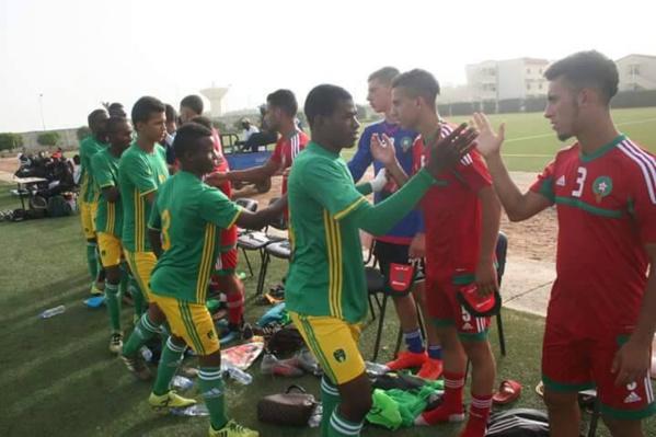 La Mauritanie remporte un tournoi de foot amical au Sénégal