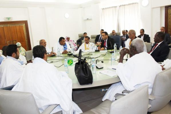La commission des affaires économiques de l'Assemblée nationale discute 2 conventions