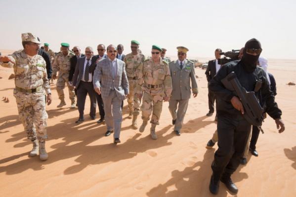 Mauritanie, coup de balai au sein des services de sécurité