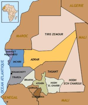 Mauritanie : les trois piliers de la régionalisation