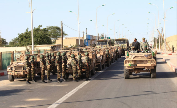 Mauritanie : la renaissance d'une armée