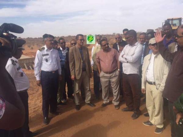 Selon le ministre de l'Hydraulique : L'exécution du projet Dhar a atteint des étapes avancées