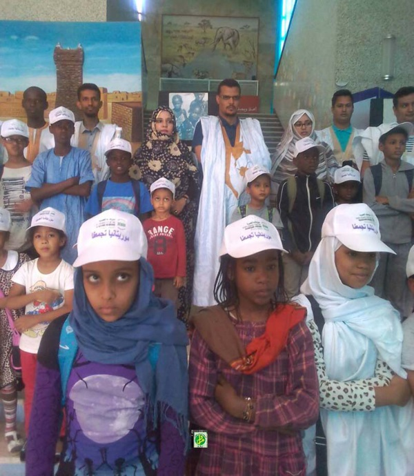 Organisation d'une journée de la citoyenneté au profit de 60 élèves au Musée National