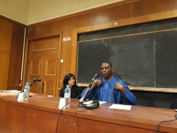 """Biram Abeid : l'Etat mauritanien est """"contre"""" les valeurs des droits de l'Homme"""
