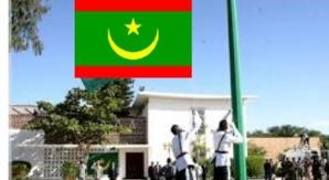 Mauritanie : Ordre fait aux administrations publiques de lever le nouveau drapeau