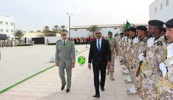 Le commandement de l'état-major général des forces armées commémore l'anniversaire de la fondation des forces armées