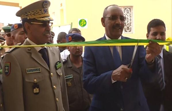 Inauguration à Dar-Naïm du siège du 14e groupement régional de la Garde nationale