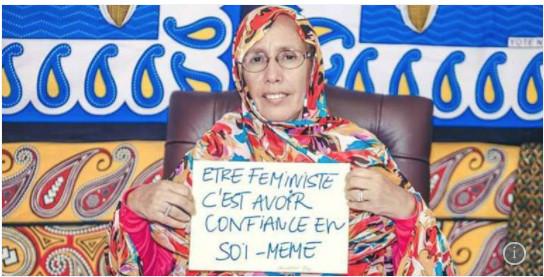 En Mauritanie, une femme en lutte contre toutes les injustices
