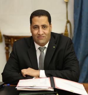 Retour à Nouakchott du ministre de l'Economie et des Finances