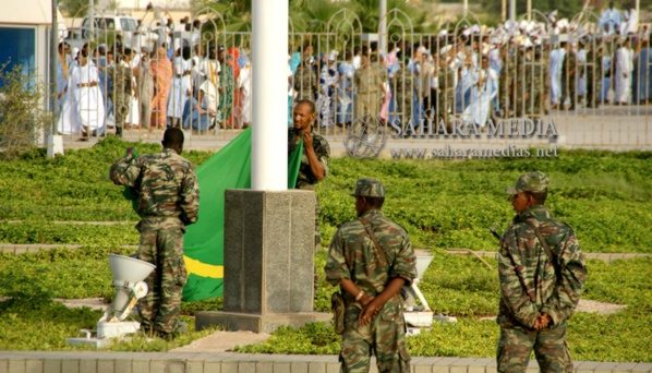 Mauritanie : l'ancien drapeau banni des rues des grandes villes