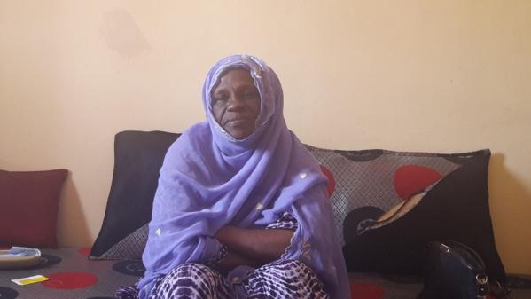 Maimouna Sy, secrétaire générale du collectif des veuves du passif humanitaire figurent parmi les personnes toujours en détention