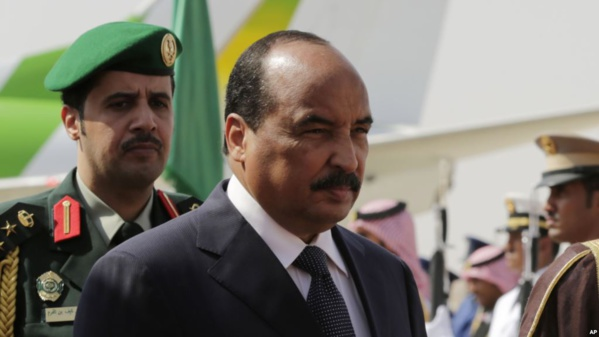 Mauritanie : Aziz accuse les anti-esclavagistes d'instrumentalisation politique