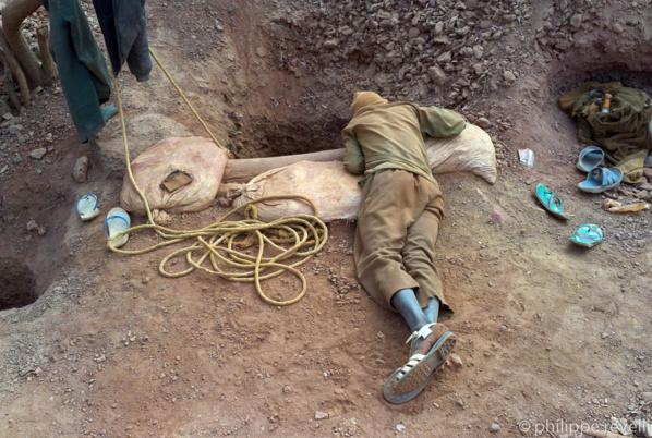 Mauritanie: Décès de sept orpailleurs suite à l'effondrement d'un puits