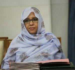 Hindou Mint Ainina se félicite de la liberté d'expression en Mauritanie