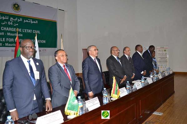 Le Premier ministre supervise l'ouverture des travaux de la 4ème conférence des ministres africains en charge de l'état-civil