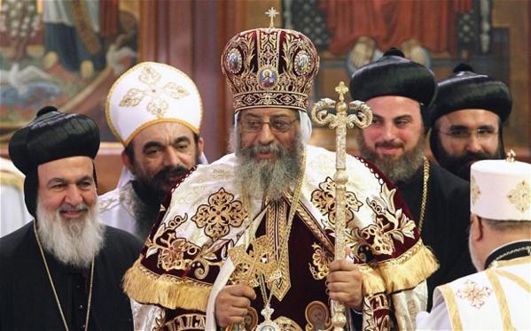 Palestine : le pape des coptes d'Egypte refuse de rencontrer le vice-président américain