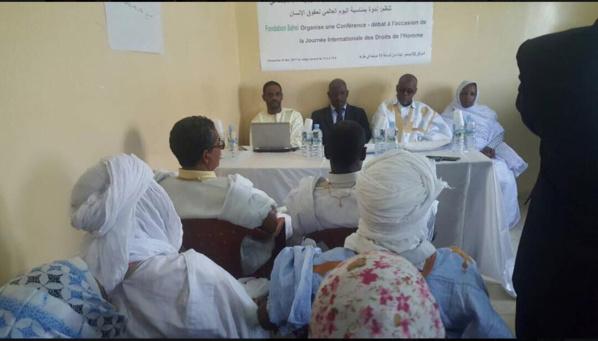 La Fondation Sahel fustige, avec la plus grande énergie, le refus de visa opposé aux militants des droits de l'Homme membres d'Abolition Institut et d'Amnesty International