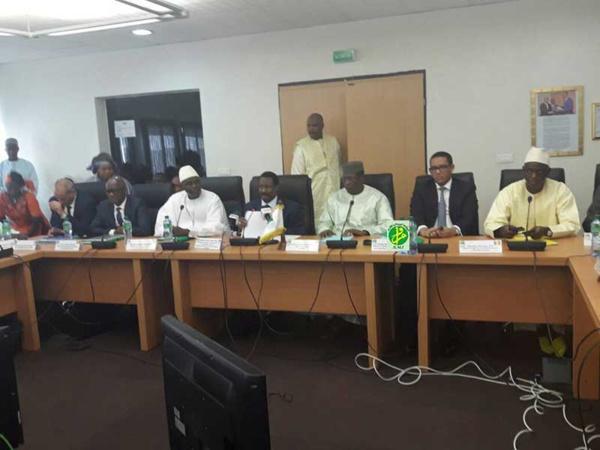 Le ministre du pétrole participe à la 70ème session du conseil des ministres de l'OMVS