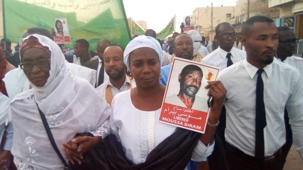 "IRA-Mauritanie ""exige"" la libération de 2 de ses membres"