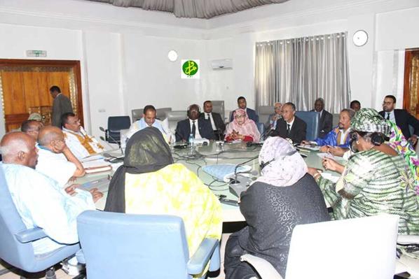 La commission financière de l'Assemblée Nationale discute le projet de loi de réhabilitation relatif au changement de la base de l'unité monétaire nationale