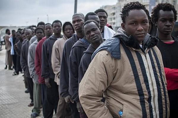 Près de 5.000 migrants illégaux expulsés par la Mauritanie en 2017