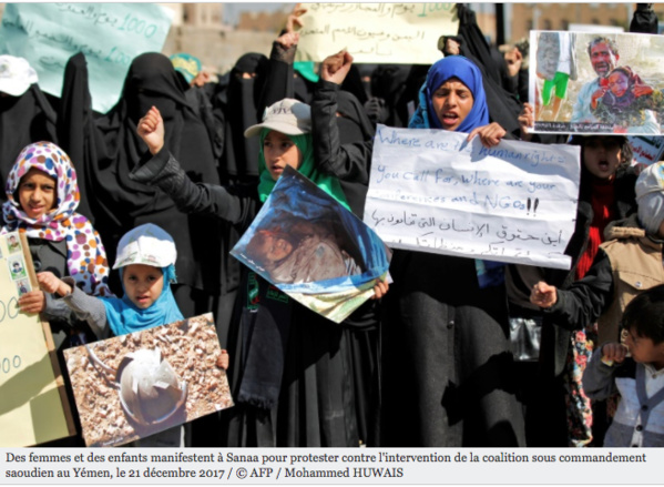 Au Yémen, le cap du million de cas de choléra atteint