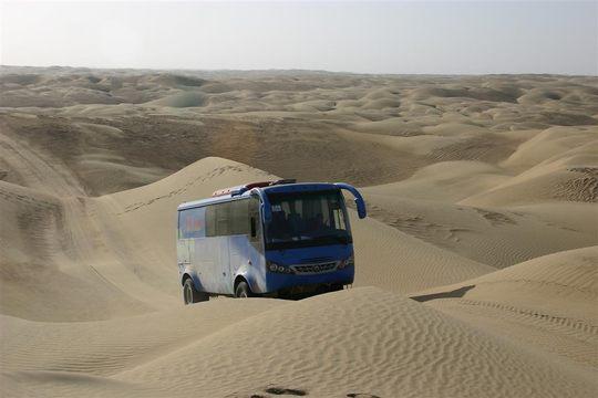 Une ligne terrestre de transport de voyageurs reliant Tindouf à Nouakchott au premier trimestre 2018