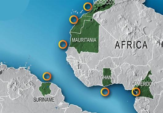 Côte d'Ivoire : Kosmos Energy et BP s'octroient cinq nouveaux blocs d'exploration