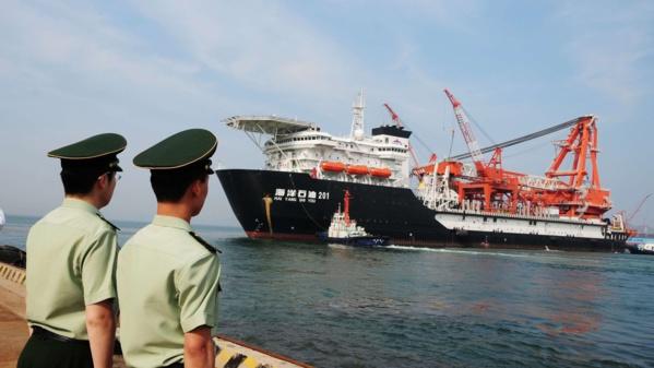 Une compagnie chinoise va développer un champ pétrolier près de Bagdad