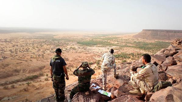 Armée nationale : Des blessés dans un accident en Adrar