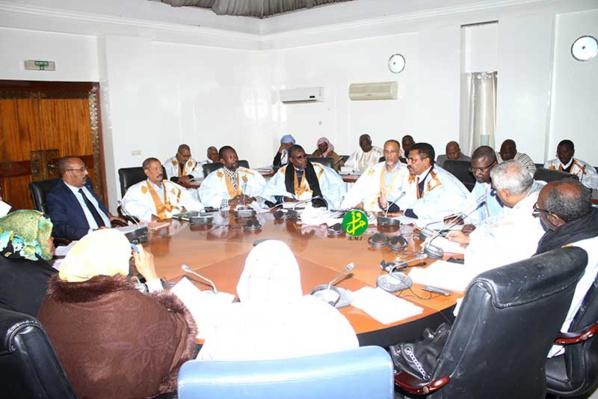 La commission de la justice de l'Assemblée nationale examine plusieurs projets de loi