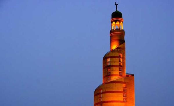 Inauguration de la mosquée Ahmed Ibn Mohamed El Aghel à Tevragh Zeina