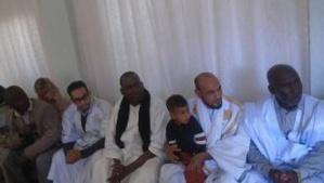 Nouakchott : Une délégation d'IRA visite la famille d'Ould Ghadda